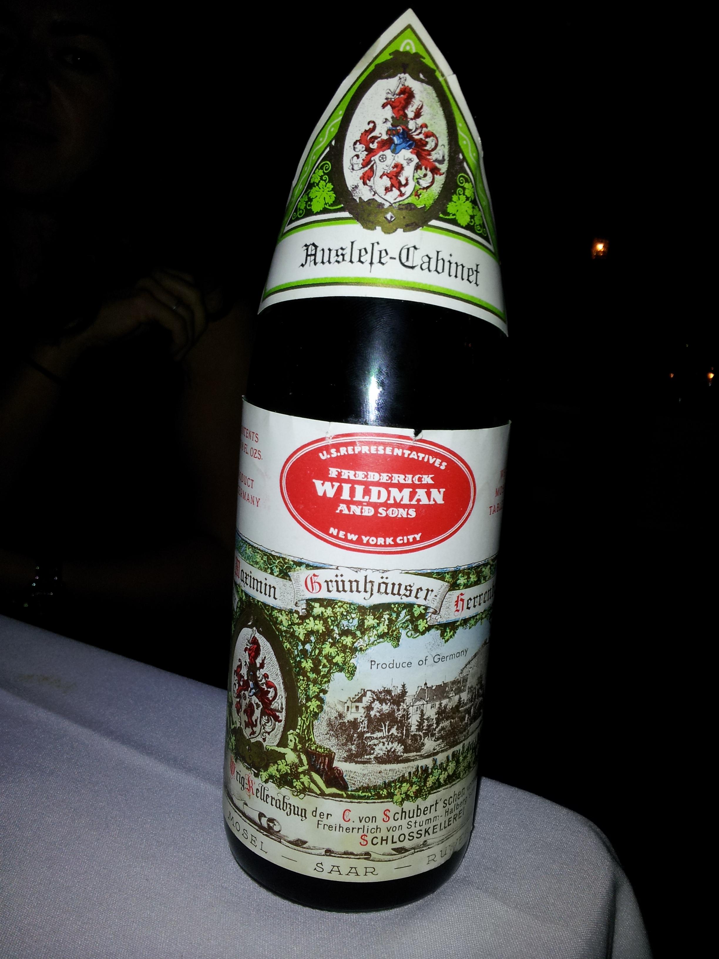 Unlocking the Kabinett – Lars Carlberg: Mosel Wine